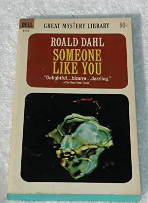 SOMEONE LIKE YOU (Great Mystery Library) #8116: Dahl, Roald