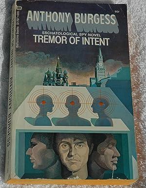 Tremor of Intent: Anthony Burgess