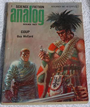 Analog Science Fact & Fiction November 1967: Campbell, John W.