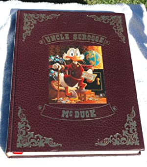 Walt Disney's Uncle Scrooge McDuck His Life and Times (Signed) (Limited Edition): Barks, Carl ...
