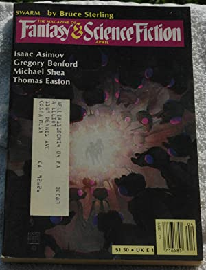 The Magazine of Fantasy and Science Fiction,: Joseph W. (Ed.);Russell
