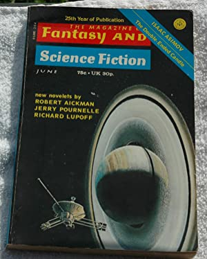 The Magazine of FANTASY AND SCIENCE FICTION: Jerry Pournelle; Robert