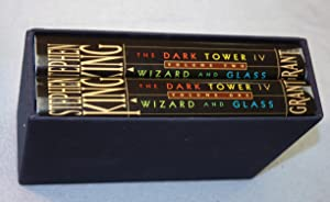 The Dark Tower IV (4) : Wizard: King, Stephen
