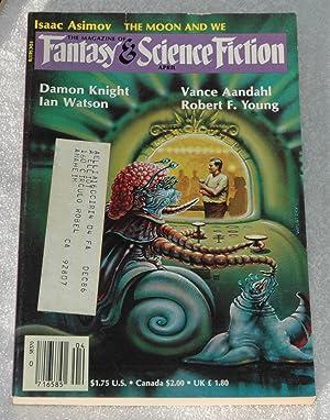 The Magazine of Fantasy & Science Fiction,: Watson, Ian /