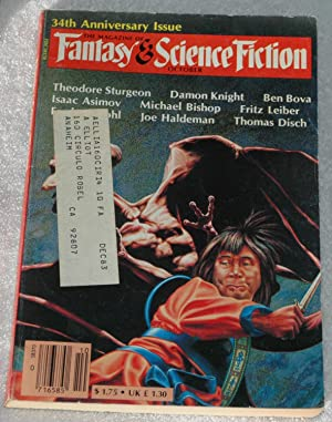 The Magazine of Fantasy & Science Fiction,: Leiber, Fritz; Knight,