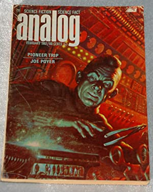Analog Science Fiction Science Fact - 1967,: Campbell, John W.