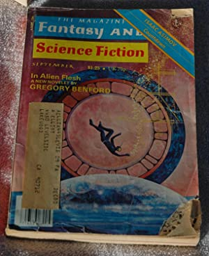 The Magazine of Fantasy and Science Fiction: Gregory, Benford, Hilbert