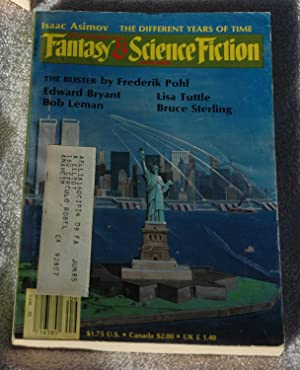 Fantasy & Science Fiction: September 1984: Ferman, Edward L.