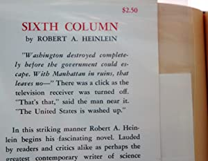 Sixth Column: Robert Heinlein