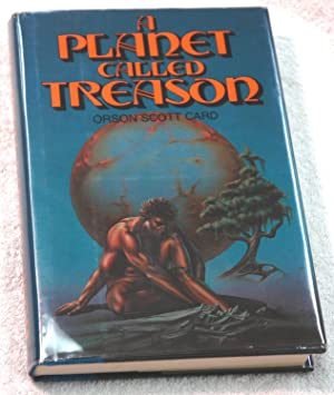 A Planet Called Treason (Signed): Orson Scott Card