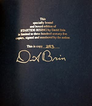 Startide Rising (Signed Limited Edition): David Brin
