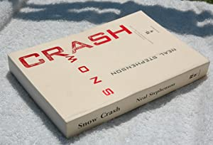 Snow Crash (Uncorrected proof-Advance Review Copy): Neal Stephenson