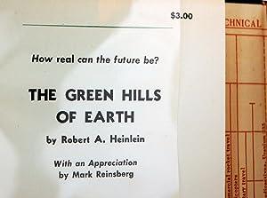 The Green Hills of Earth: Robert Heinlein