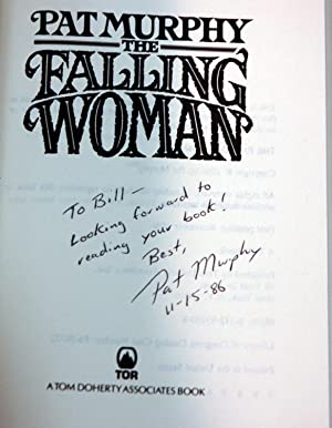 The Falling Woman (Inscribed): Pat Murphy