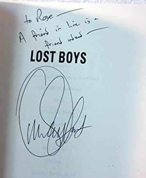 Lost Boys (Advanced Reader's Copy-Inscribed): Orson Scott Card