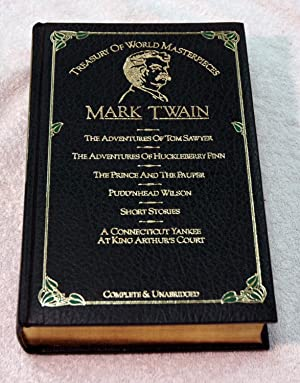 Treasury of World Masterpieces: Mark Twain : Twain, Mark (Samuel