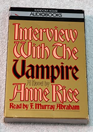 Interview With the Vampire (Audio Book): Anne Rice