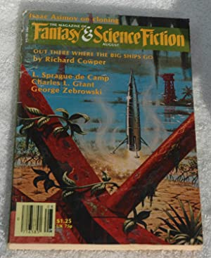 The Magazine of FANTASY AND SCIENCE FICTION: Richard Cowper; Michael