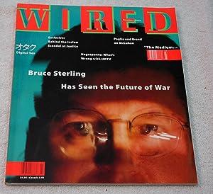 WIRED MAGAZINE(PREMIER ISSUE) 1993 1.1