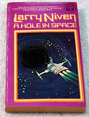 A Hole In Space (signed): Larry Niven