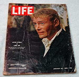 Life Magazine January 22, 1965: Time Ray Bradbury