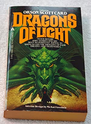 Dragons of Light (Signed): Card, Orson Scott; Martin, George R.R.; Zelazny, Roger; Bishop, Michael;...