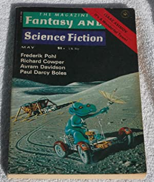 Magazine of Fantasy and Science Fiction May: Pohl, Frederik /