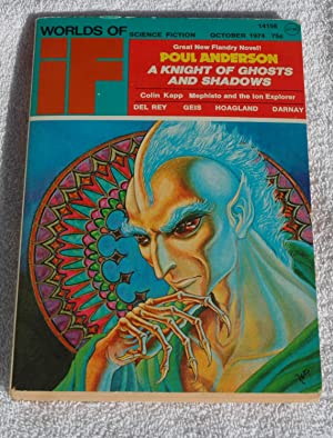 Worlds of IF Science Fiction September-October 1974: Poul Anderson; Colin