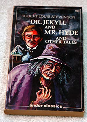 Dr Jekyll and Mr Hyde: Robert Louis Stevenson