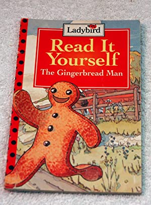 The Gingerbread Man (Read It Yourself): Fran Hunia