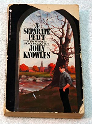 an analysis of the novel a separate peace by john knowels A separate peace, written by john knowles, is set in a boarding school in new hampshire during world war ii this book is a remarkable novel mainly about a unique friendship between the two main characters, gene and phineas.