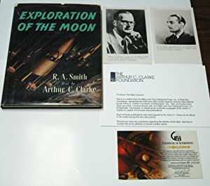 Exploration of the Moon (signed): Arthur C. Clarke