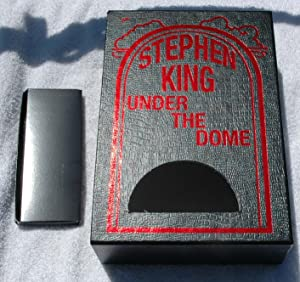 Under the Dome - Deluxe Signed Limited Edition W/Slipcase: King, Stephen