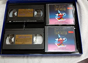 Walt Disney's Masterpiece Fantasia (Limited Commemorative Edition, Boxed Set): Walt Disney ...