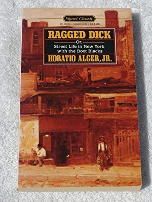 the symbolism theme in the ragged dick novel by horatio alger