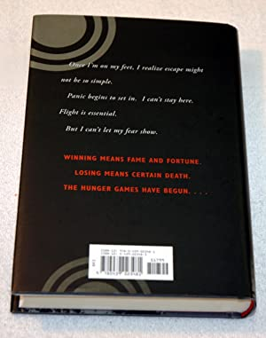 The Hunger Games (First Edition/First printing): Collins, Suzanne