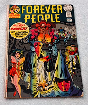 The Forever People #8: Kirby, Jack