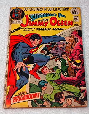 Superman's Pal The New Jimmy Olsen #145: Kirby, Jack