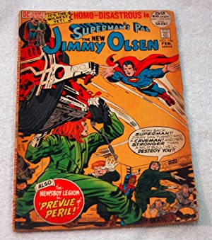 Superman's Pal The New Jimmy Olsen #146: Kirby, Jack