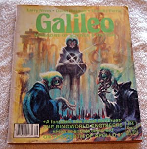 GALILEO Magazine of Science & Fiction #14: Galileo (John Kessel