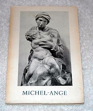 LES SCULPTURES DE MICHEL-ANGE: Published by Fernand
