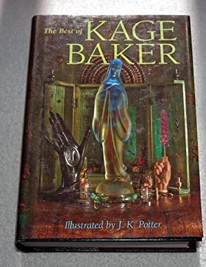 The Best of Kage Baker (Limited Edition): Kage Baker