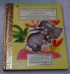 Little Golden Book Classics: Three Best-Loved Tales: Tenggren, Gustaf