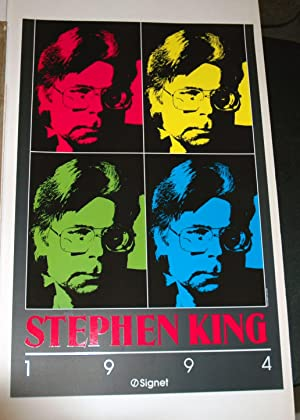 Poster for: Thinner, The Dead Zone, The: Stephen King