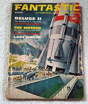 Fantastic Stories of Imagination October 1961: Robert F. Young;