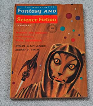The Magazine of Fantasy & Science Fiction: F&SF (Poul Anderson;