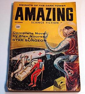 Amazing Stories December 1959: Paul W. Fairman,