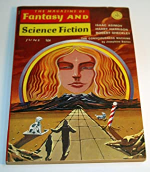 Fantasy and Science Fiction - 1968, June: Edward L. Ferman
