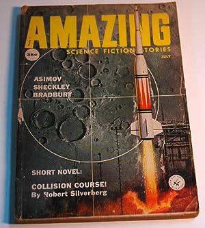 AMAZING Stories: July 1959: Robert Silverberg; Robert