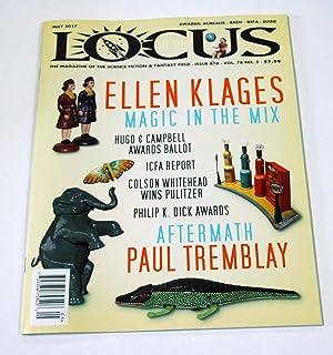 Locus (The Magazine of the Science Fiction: Ellen Klages, Paul